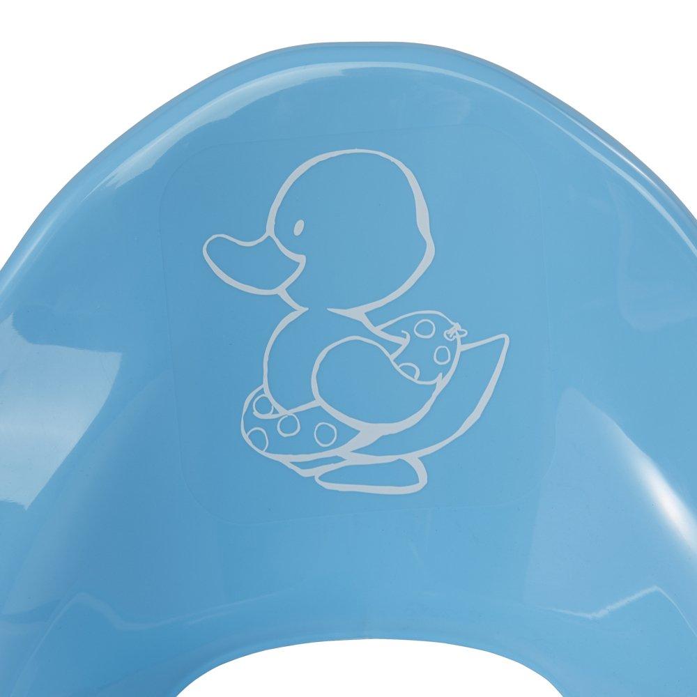 Zuza 18 Monate bis ca Ab ca keeeper Little Duck Kinder-Toilettensitz 4 Jahre Blau