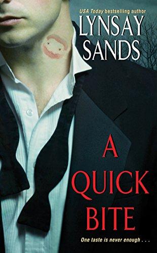 book cover of A Quick Bite