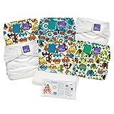 Bambino Mio All-in-One Cloth Diaper Set, Boy