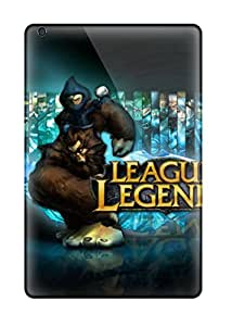 Best 7287821I15971001 Tpu Shockproof Scratcheproof League Of Legends Hard Case Cover For Ipad Mini