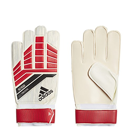 adidas Performance ACE Training Goalie Gloves, Bright Red, Size 7