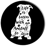 American Staffordshire Terrier Gifts Life Is Better Amstaff 9