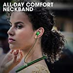 JBL LIVE200BT by Harman in-Ear Wireless Neckband Headphones with 10 Hours Playtime, Multi Point Connectivity & Premium…