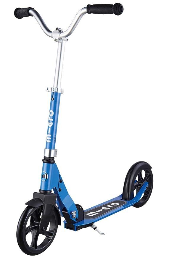 Micro Cruiser - Scooter Urbano, +6 años, Carga máx: 100kg, Ruedas 200mm Poliuretano, Peso 4,5kg