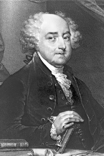 (New 4x6 Photo: President and Founding Father John Adams)