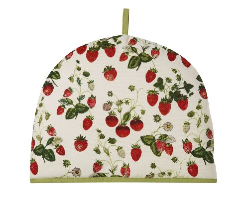 Ulster Weavers RHS Strawberry Tea Cosy by Ulster Weavers