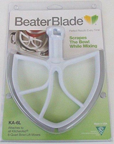 NewMetro Design KA-6L Design Beater Blade KitchenAid 6quart