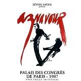 Charles Aznavour: Palais des Congres 1987