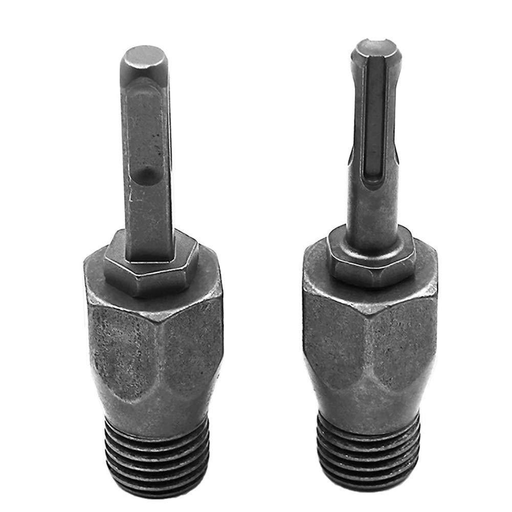 Danigrefinb martillo el/éctrico a broca de diamante herramienta de perforaci/ón de impacto adaptador de varilla de conexi/ón