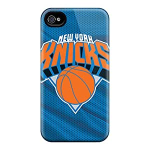 Iphone 6 WEz17354qpqR Customized Attractive New York Knicks Pattern Bumper Cell-phone Hard Covers -InesWeldon