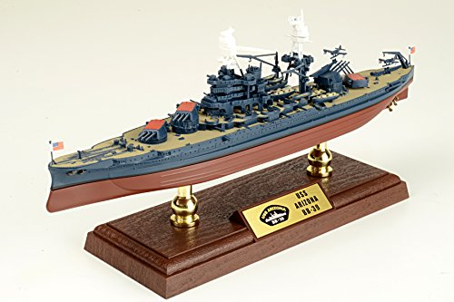 1: 700 Scale USS Arizona Battleship from Forces Of Valor