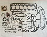 GOWE full gasket set For HINO engine parts P11C full gasket set with cylinder head gasket