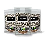 100% Organic Nutmeg Powder 300g - USDA Certified - (3 x 100g Re-zippable Stand-Up Pouches!)