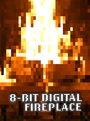 8 bit fireplace - 2