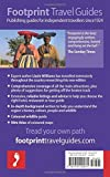 Front cover for the book Footprint Namibia Handbook by Lizzie Williams