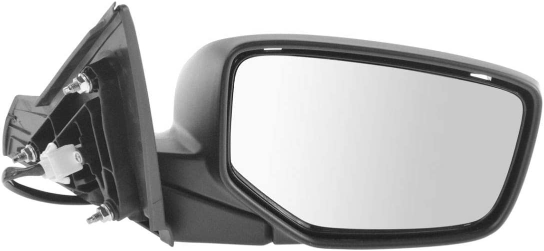 Passenger Right Power Door Mirror Non-Heated TYC for Honda Accord Sedan 13-17