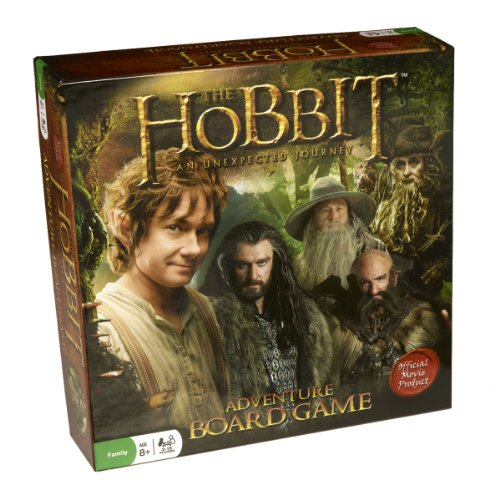 The Hobbit: An Unexpected Journey Adventure Board Game – LOTR