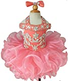 Jenniferwu Infant Toddler Baby Newborn Little Girl's Pageant Party Birthday Dress CGG081E Size 2T