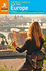 The Rough Guide to First-Time Europe by Lansky, Doug (2013) Paperback