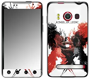 Zing Revolution MS-KOL30132 Kings of Leon - Only By the Night (US) Cell Phone Cover Skin for HTC Evo 4G