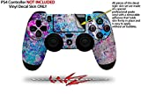 Graffiti Splatter - Decal Style Wrap Skin fits Sony PS4 Dualshock Controller (CONTROLLER NOT INCLUDED) by WraptorSkinz