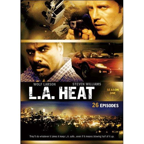 L.A. Heat: Season 1 (5-DVD Digipack) (Pepin Series Don)