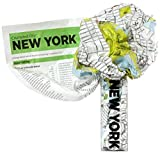 Crumpled City Map-New York by Palomar S.r.l. (2011-01-01)