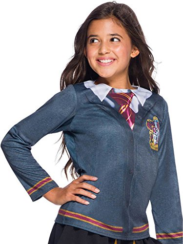 Rubie's Costume Co Unisex-Children Harry Potter Child's Costume Top, Gryffindor -