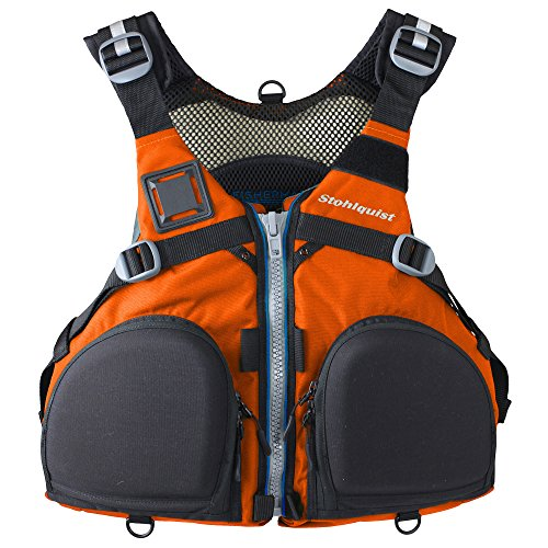 Stohlquist Fisherman Lifejacket (PFD)