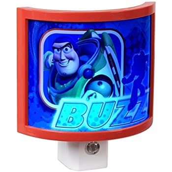 Disney Pixar Toy Story 3 Buzz Lightyear Kids Room Nursery