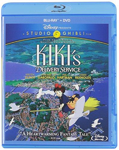 魔女の宅急便 北米版 / Kiki's Delivery Service [Blu-ray+DVD][Import]