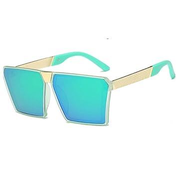 WFOYZNZ Gafas de Sol de Dama Gafas de Sol Gafas de Sol Uv400 ...