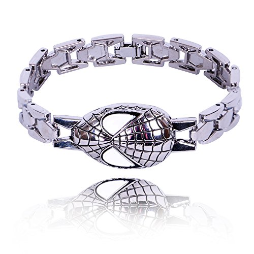 CG Costume Spider Man Bracelet Alloy Fan - Spider Man Costume Web Shopping Results