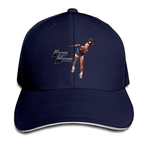 Unisex Adult Serena Williams Wimbledon 2016 Snapback Hats/Baseball Caps