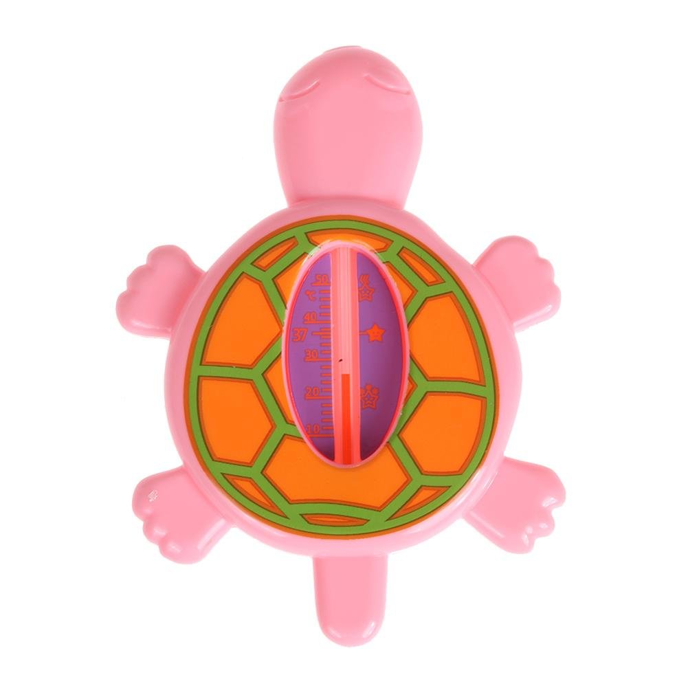 UEB Floating Turtle Water Float Baby Bath Thermometers Tub Water Sensor