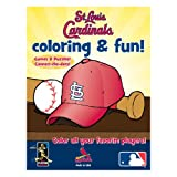 Cardinals Coloring and Fun, Connery Boyd Peg, 0982390386