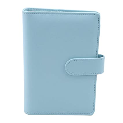 Amazon.com: EDIONS Notebook Cover A6 PU Leather Lightweight ...
