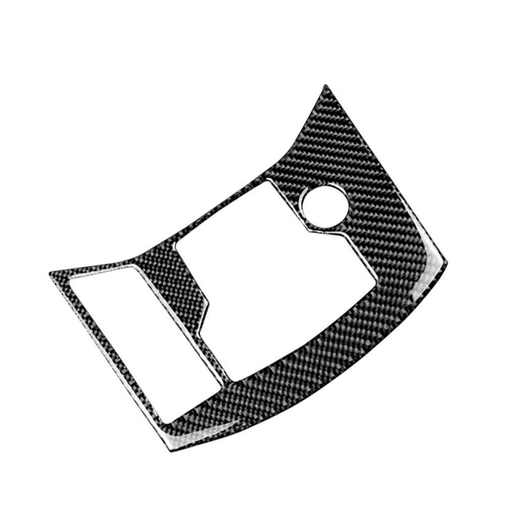Lorsoul Carbon-Faser-Elektrik Park Brake Control Panel-Deckel Aufkleber replacemnt f/ür Mazda CX CX5 CX5 2017-2018 5