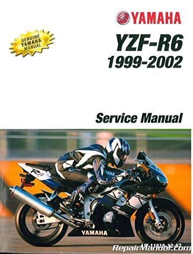 yamaha r6 service manual - 7