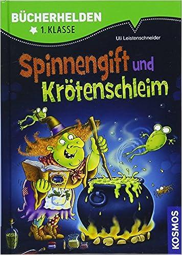 417635cc8c5364 Spinnengift und Krötenschleim, Bücherhelden: Das Buch zum Spiel von ...