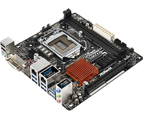 ASRock H170M-ITX/DL Motherboard Drivers Windows