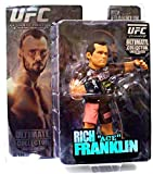 Round 5 UFC Ultimate Collector Series 3 LIMITED EDITION Action Figure Rich Ace Franklin review