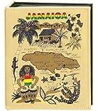 Jamaica Embossed Photo Album 200 Photos / 4x6
