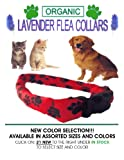 Aromatherapy Lavender Flea Collar, My Pet Supplies