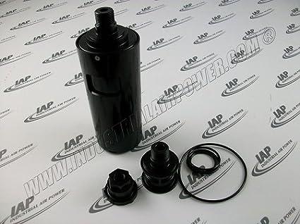 2901-0750-00 - Kit de desagüe (diseñado para su uso con compresores