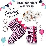 FANZERO Kids Girls Boys Slipper Socks Cute Animal