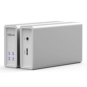 Amazon.com: Genekun - Caja de disco duro para disco duro ...