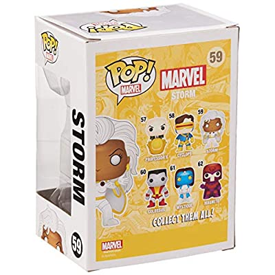 Funko POP Marvel: Classic X-Men - Storm Action Figure: Funko Pop! Marvel:: Toys & Games