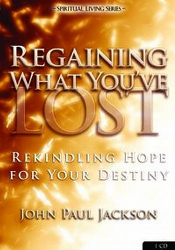 Regaining What You've Lost