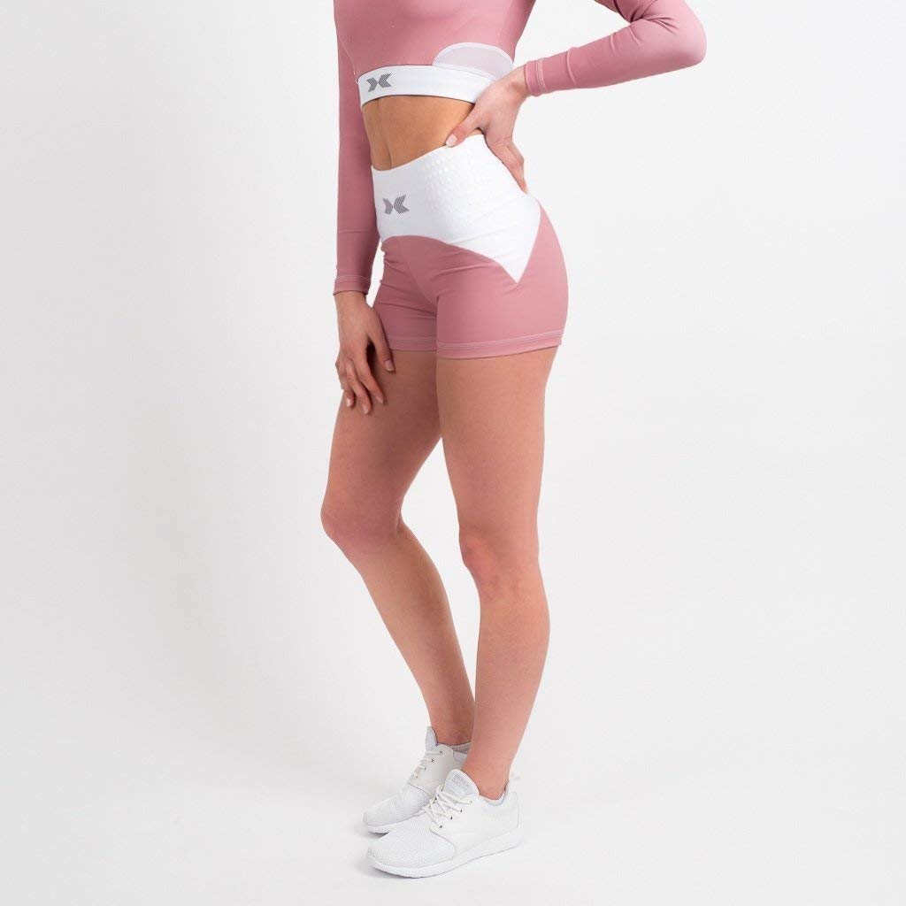 Swedish Fall Shorts Rosé, Damen Kurze Trainingshose - Die neusten Looks, Hohe Qualität, Top Passformen Hohe Qualität